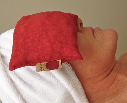 Eye Pillow By Hot Cherry® Therapeutic Pillow In Denim