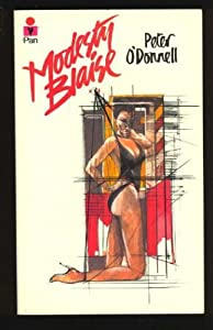 "Cover of ""Modesty Blaise"""