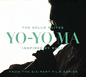 The Cello Suites: Inspired by Bach