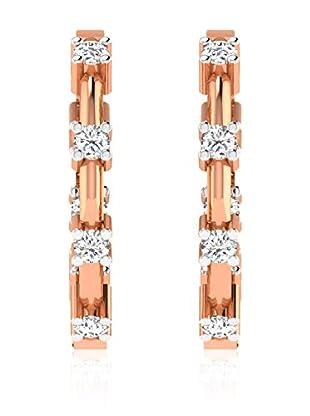 Friendly Diamonds Pendientes FDT12244R Oro Rosa
