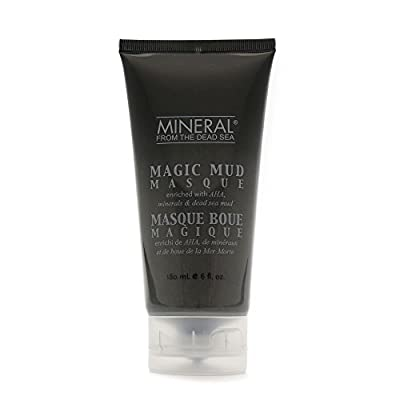 Mineral from the Dead Sea Magic Mud Masque Facial, 6 oz