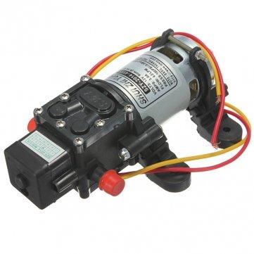 12V DC 4L/Min 100PSI High Pressure Diaphragm Water Pump. (Dc High Pressure Water Pump compare prices)