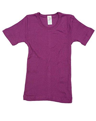 Ange-naturel-maillot--manches-courtes-pour-fillemaillot-pour-fille-en-100-coton-bio-avec-nadelzug