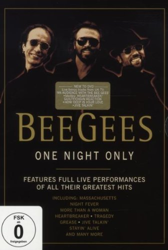 The Bee Gees - One Night Only, DVD