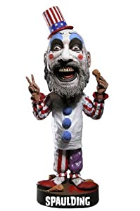 House of 1000 Corpses Capt. Spaulding Head Knocker