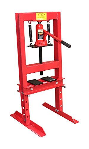 6-Tonnen-Werkstattpresse-Presse-Hydraulikpresse-Lagerpresse-Hydraulisch-Dornpresse
