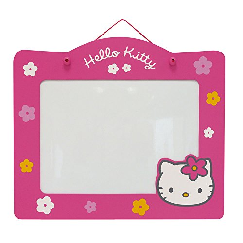 Hello Kitty - 711171 - Arredo e Decorazione da appendere - Lavagna magnetica Double Face in scatola - Quadricolore
