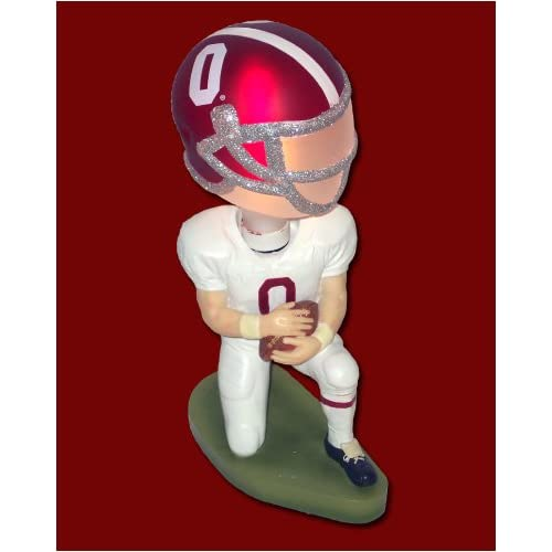 NCAA Alabama Crimson Tide Football Player Lamp