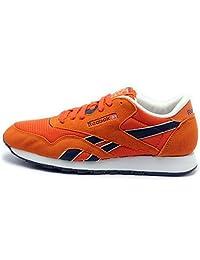 Reebok Men's Ballistic Plus Orange 1-93806