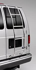 Surco 093C97 Stainless Steel Van Ladder for Chevy