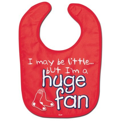 Boston Red Sox Official Mlb Baby Bib All Pro Style By Mcarthur front-734127