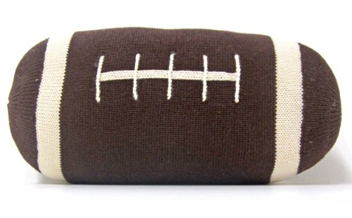 Estella Nursery Decor Pillow, Football