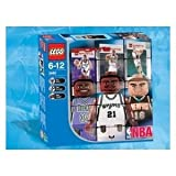 LEGO Sports NBA: Tim Duncan, Ray Allen & Pau Gasol (3560)