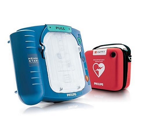 Philips HeartStart Home Defibrillator (AED) Amazon.com