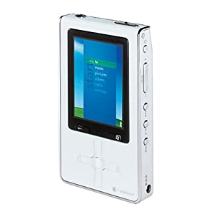 Toshiba MES30VW Gigabeat 30 GB Portable Media Player (White)