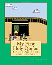 My First Holy Qur'an: Coloring Book and Reader