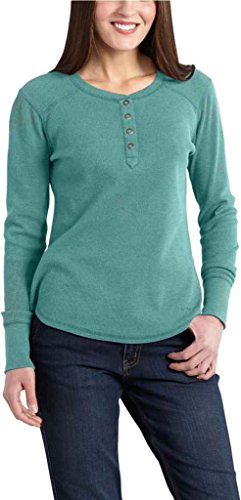 carhartt-women-s-hayward-henley-coast-blue-heather-closeout-xx-large