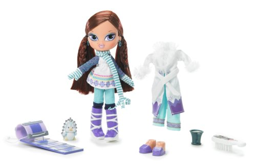 MGA Bratz Kidz Winter Vacation - Phoebe