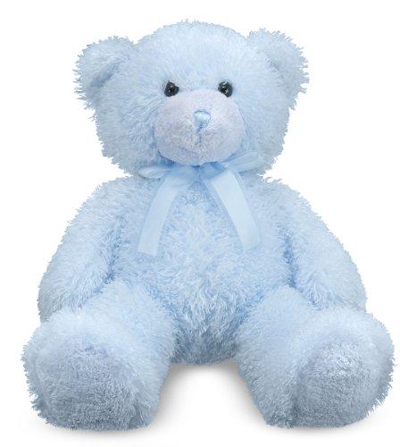 Cotton Candy Blue Teddy Bear