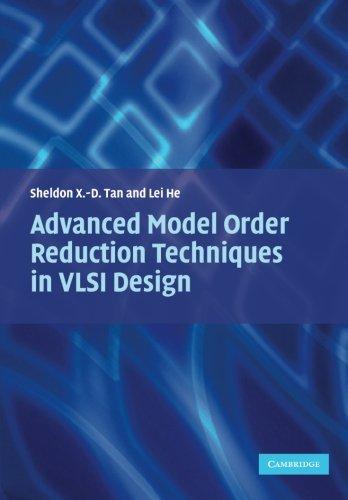 Modelo avanzado técnicas de reducción del orden de Diseño VLSI