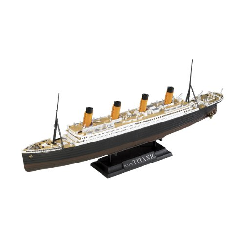 Academy Boat Model Building Kit, R.M.S. Titanic Centenary Edition (Titanic Model compare prices)