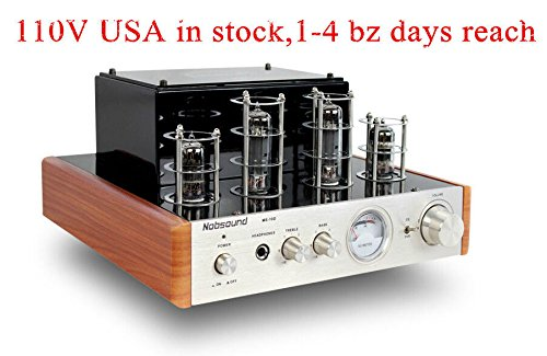 Nobsound® MS-10D Tube Amplifier Power Amplifier Excellent Sound For Hifi 110v