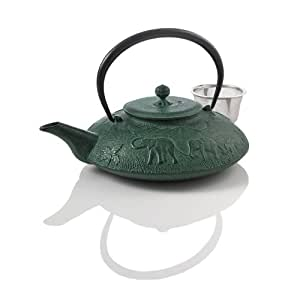 Teavana elephant cast iron teapot cast iron - Teavana tea pots ...