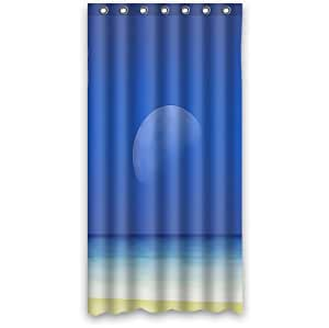 Portable Curtain Room Dividers 10-Gauge Vinyl Shower Curtain