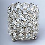 Jeweled Candle Holder