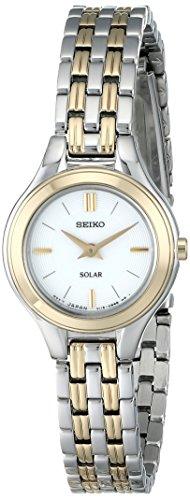 """Seiko Women'S Sup210 """"Classic"""" Solar Watch"""