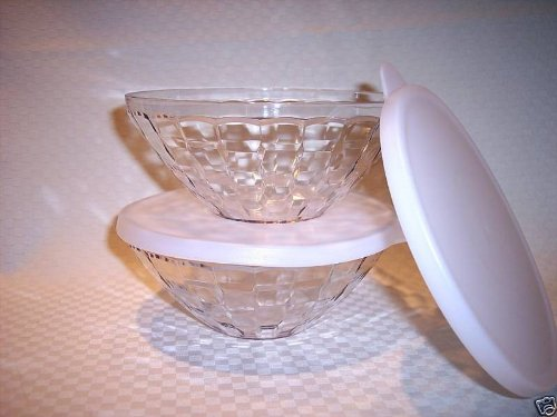 Ice Prisms Bowls Tupperware Tupperware Ice Prisms Small
