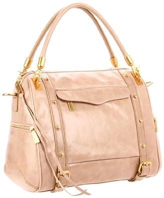 Rebecca Minkoff Cupid H205B01C Shoulder Bag,Taupe,One Size