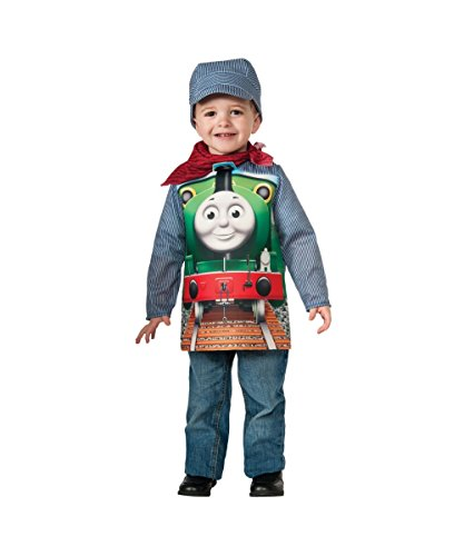 Thomas the Tank Train Show Book Boys Halloween Costume deluxe
