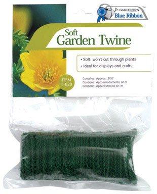Gardener's Blue Ribbon 200 Feet Soft Green Garden Twine  T028A