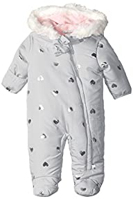Weatherproof Baby-Girls Newborn Foil…