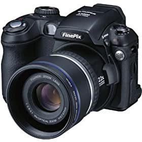 fujifilm finepix s5000 3 1mp digital camera with 10x