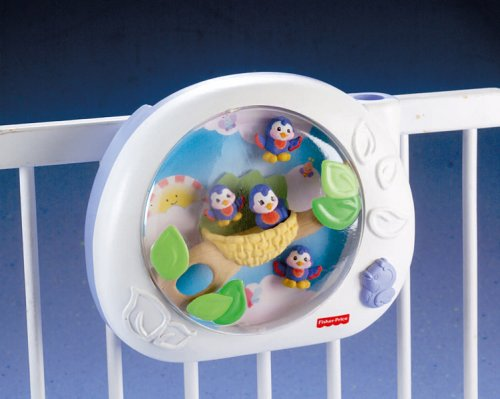 Crib Toys Amp Attachments Fisher Price Flutterbye Music