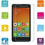 Amazing Deal Branded Tempered Glass Screen Guard For Xiaomi Redmi 2 (With Camera And Sensor Cut) - For Redmi 2s...