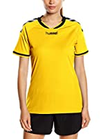 Hummel Camiseta de Fútbol Stay Authentic Poly (Amarillo)