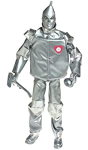 Barbie Ken as the Tin-Man in the Wizard of Oz