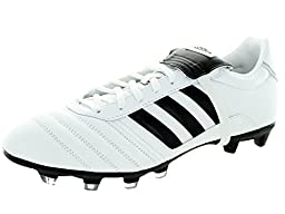 Adidas Men\'s Gloro FG Ftwwht/Cblack/Cblack Soccer Cleat 11 Men US