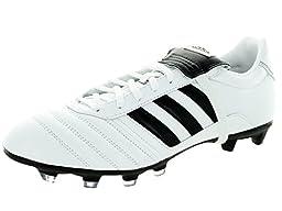 Adidas Men\'s Gloro FG Ftwwht/Cblack/Cblack Soccer Cleat 11.5 Men US