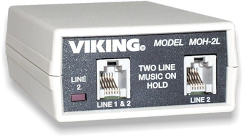 Viking Music On Hold For Non-Pbx-Installation Equipment-Viking Accessories-Vikin