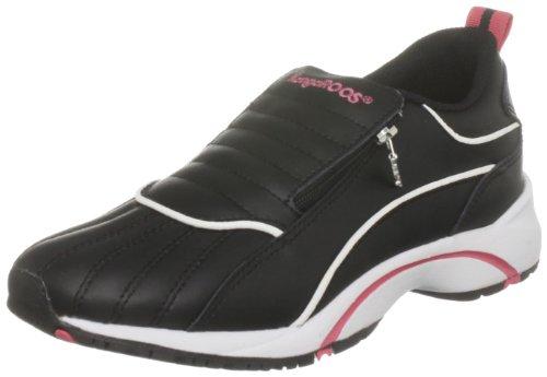 Kangaroos Women's Penny Zip Black Mules Flats C-Rs10W0032900 5 UK