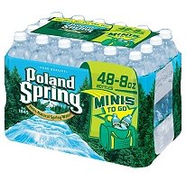 Poland Spring Water 8 Oz (48 Pack)
