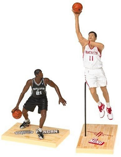 NBA 2-Pack Series 1 Figure Ming and DuncanB0000YHV4Y