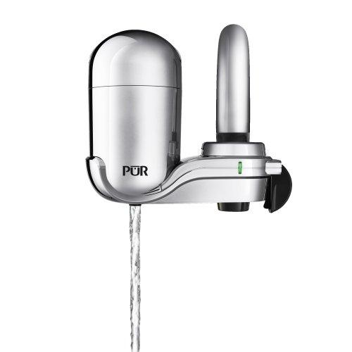 PUR 3-Stage Vertical Faucet Mount Chrome FM-3700B