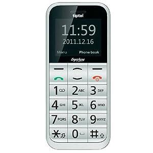 Tiptel ergophone 6071 smartphone con tasti grandi - Smartphone con tasti ...