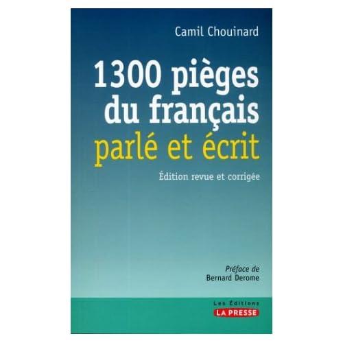 1300 Pièges du Français Parle et Ecrit 41KSYEHTRWL._SS500_