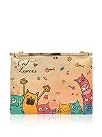 Dogo Bolso de mano Cat Lovers (Multicolor)